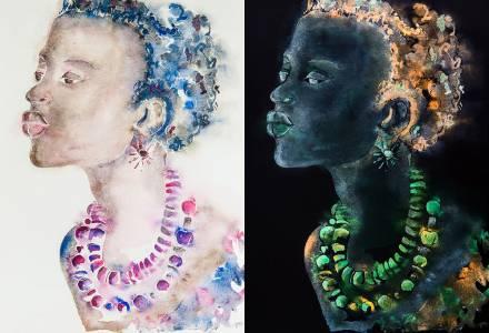 Femme africaine 1