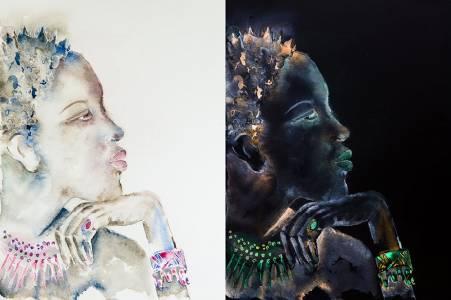 Femme africaine 2