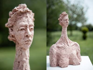 Hommage à Giacometti